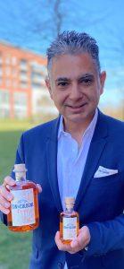 Gin de Cologne Orange_Geschäftsführer Abbass Khatami