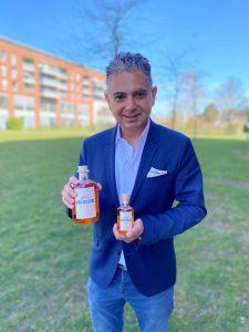Gin de Cologne Orange_Geschäftsführer Abbass Khatami_1