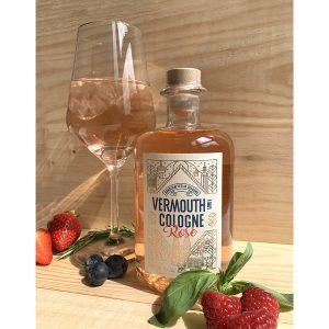 Vermouth de Cologne Rosé_Cocktail